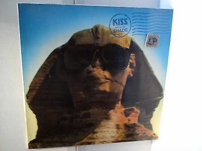 Kiss - Hot in the shade 1989    .......................  Vinyl