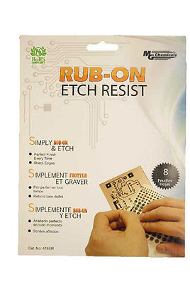 MG Chemicals 416-ER Rub-on Etch Resist