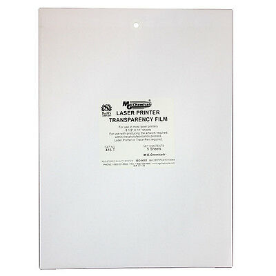 MG Chemicals 416-T Transparency Film