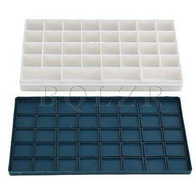 36 Well Artist Watercolor Acrylic Paint Palette Tray Art Supply Necessity