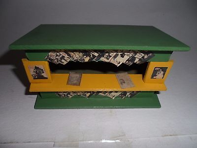 MINI-CRAFT/FLYER  NEWS STAND- REPRODUCTION