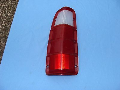 Dodge Truck Taillight Lens 1972 1974 1975 1976 1977 1978 1979 1980 Ramcharger