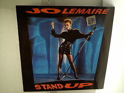 Jo Lemaire - Stand up .......................  Vinyl