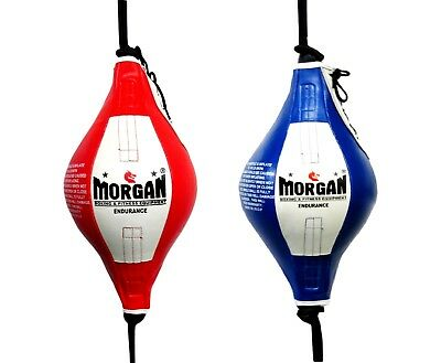 Morgan ENDURANCE Floor to Ceiling Ball + Adjustable Strap Boxing Punching Speed