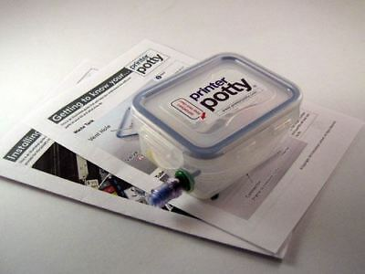 Waste Ink Kit Fits: Epson XP-800, XP-810, XP-820 (includes Reset Key/Utility)