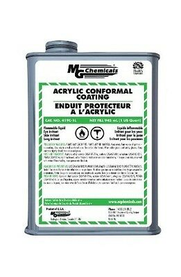 MG Chemicals 419C-1L Acrylic Conformal Coating II 1 Liter Bottle