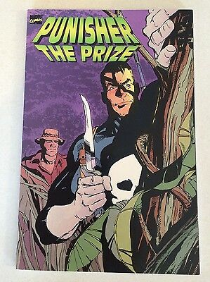 Punisher The Prize graphic novel NM condition