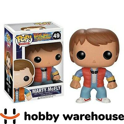 Funko Back to the Future Marty McFly Pop! Vinyl Figure
