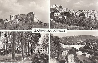 Cpsm Greoux Les Bains