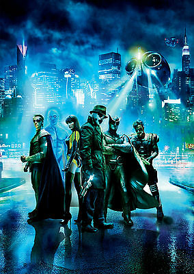 Watchmen V8 - A1/A2 Poster **BUY ANY 2 AND GET 1 FREE OFFER**