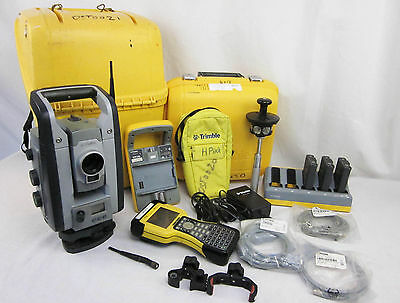 "Used Trimble S8  HP 1"" Robotic Autolock Total Station Package"