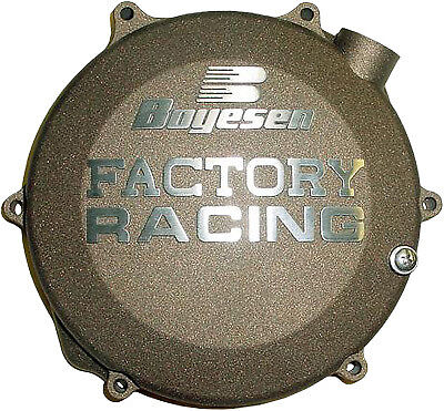 Boyesen Factory Clutch Cover MAGNESIUM for Suzuki RMZ 450 08-16 CC-26AM