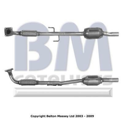 Catalytic Converter / Cat Type Approved For Vw Polo 1.4 1999-2001 Bm90849H