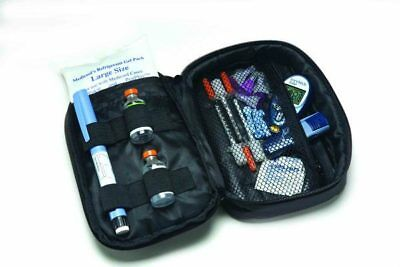 Medicool Daily Insulin Cool Bag and Diabetic Kit Organiser / Case