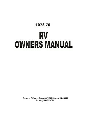 Jayco 1406 Owners manual