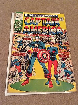 Captain America King-Size special #1!!