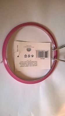 "Dmc Easy Clip Plastic Embroidery Hoop 5"" - Mk0081 - Free Uk Post & Pack"