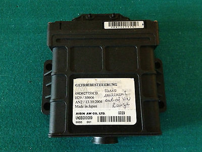 PORSCHE CAYENNE Turbo Transmission Control Module/Unit TCM MOST Updated Software