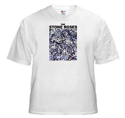 Tee-Shirt New Unisex featuring THE STONE ROSES quality cotton t shirt
