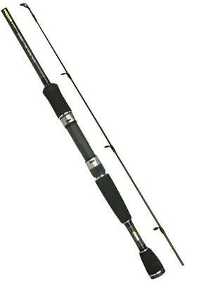 Silstar Yakuza 2-4 kg 7 ft 2 Piece Graphite Fishing Rod - Split Grip Spin Rod