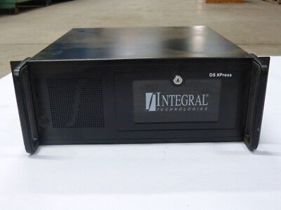 Integral Technology SY000CF0052 DS Xpress Hybrid Video Recorder ! NOP !