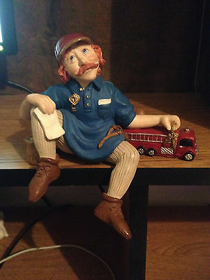 """Shenandoah Designs """" The Keeper of the Sons """" Shelf Sitter"""