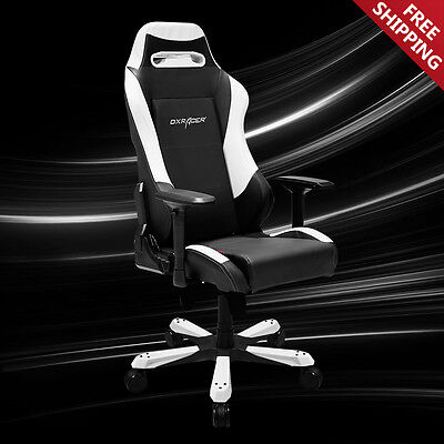DXRacer Office Computer Ergonomic Gaming Chair IS11/NW Comfortable Desk Chairs