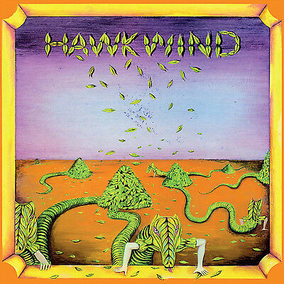 065 LP HAWKWIND SELF TITLED *LIMITED EDITION* RSD 2015