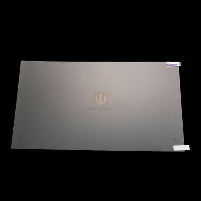 """15.6"""" Wide LCD Laptop Notebook Screen Matte Anti-Glare Protector 343 x 192mm"""