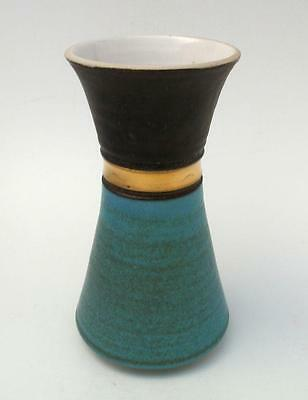 EXCEPTIONAL SIGNED LYNNE McDOWELL CONTEMPORARY AUSTRALIAN STUDIO POTTERY VASE
