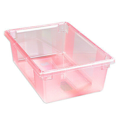 """12.5 Gallon Red StorPlus(TM) Color-Coded Food Storage Box 26"""" x 18"""" x 9"""""""
