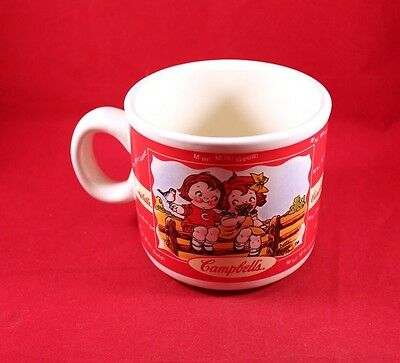 "Vintage 1988 Campbell's Soup 3"" Mug Cup"