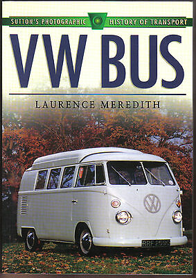 Volkswagen VW Bus Sutton Photographic History 1950-1999 Transporters Campers +