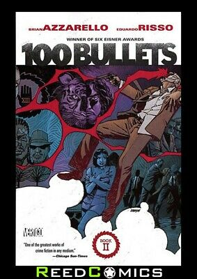 100 BULLETS BOOK 2 GRAPHIC NOVEL New Paperback Collects Issues #20-36