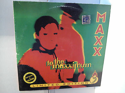 Maxx - To the maxximum...Limited Edition  ..........................Vinyl