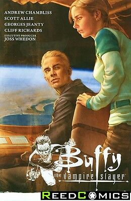 BUFFY THE VAMPIRE SLAYER SEASON 9 VOLUME 2 ON YOUR OWN GRAPHIC NOVEL Paperback