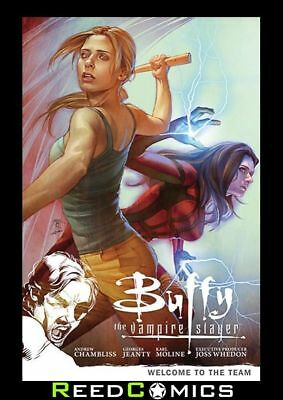 Buffy The Vampire Slayer Season 9 Volume 4 Welcome To Team Graphic Novel