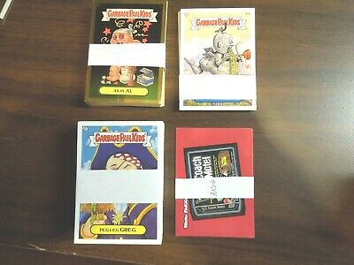 2004  04  Garbage Pail Kids GPK USA  ANS  Series 2  MASTER Set  RARE cards Mint!