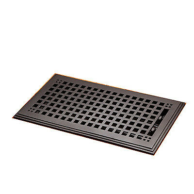 Naiture Cast Iron Floor Register Mission Style In 9 Sizes