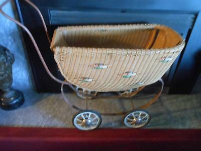 1920's South Bend Toy Doll Buggy---Nice