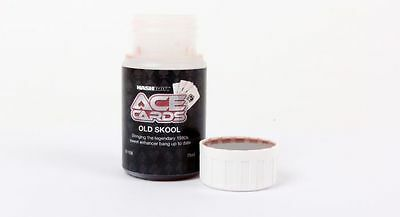 Nash Bait New Ace Cards Carp Fishing Old Skool Bait Enhancer 75ml