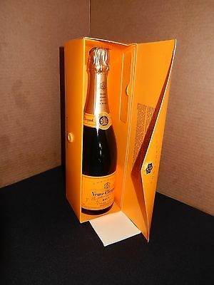 Veuve Clicquot Brut Champagne 750Ml Empty Decorative Bottle And Box