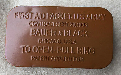 US Army Model 1907 First Aid Packet - Reproduction
