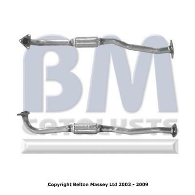Exhaust Front Pipe For Nissan Primera 2.0 1996-2001 Bm70091