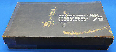 The Contemporary Chess Game  '72 LRH Elephant Donkey Presidential Dem/Rep