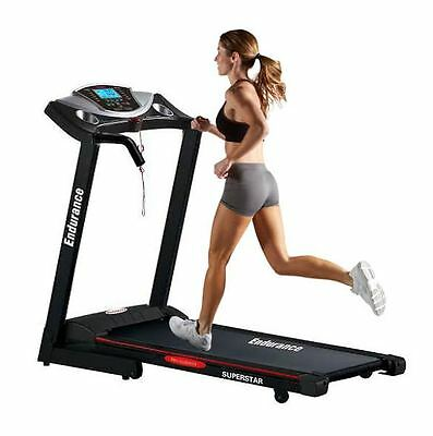 FREE POSTAGE NEW Star Treadmill Endurance Auto Incline  2.0 HP