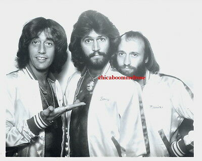 Bee Gees 1970's press photo in mint condition