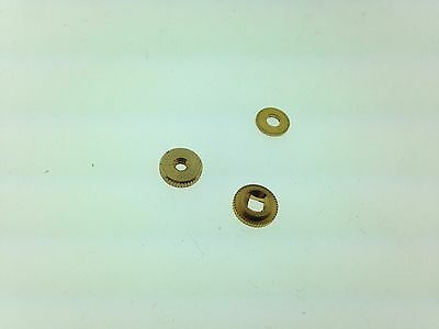 Cuckoo Clock Hand Bushing Set for Regula Movements