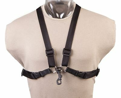 Neotech Simplicity Harness. Regular. Plastic Swivel