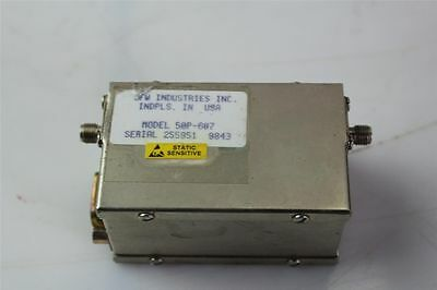 JFW 50P-607 SMA Solid State Programmable Attenuator